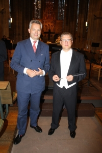 Benefizkonzert in der Kilianskirche in Heilbronn